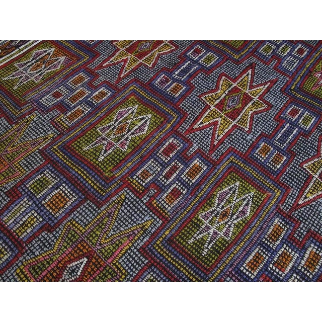 """1950s West Anatolian """"Zili"""" For Sale - Image 5 of 10"""