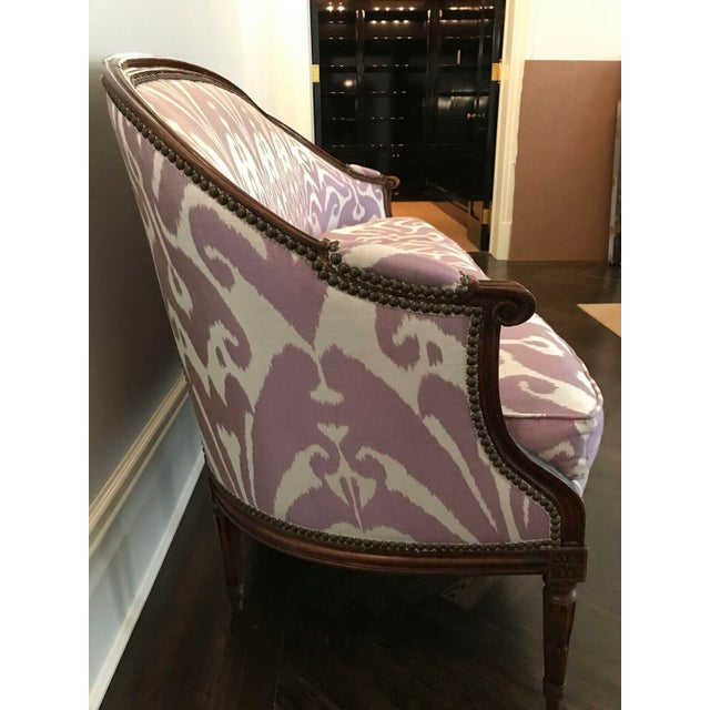 Louis XVI Style Three Seat Sofa - Image 3 of 9