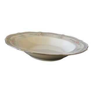 Noritake Rothschild Rim Soup Bowl