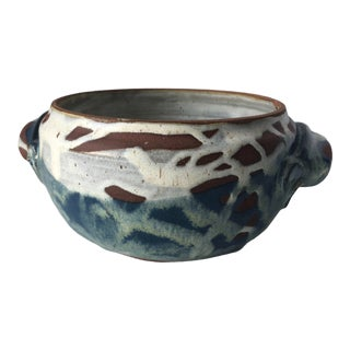 Contemporary Studio Pottery Bowl For Sale