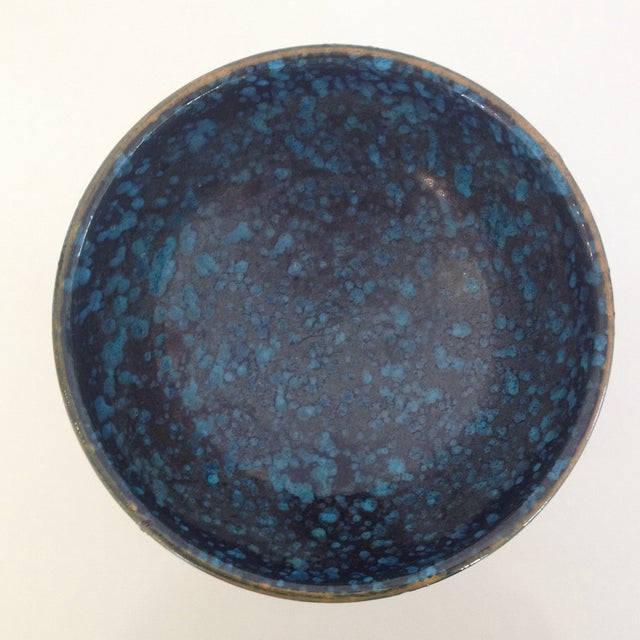 Bitossi Mid-Century Pedestal Bowl - Image 3 of 5