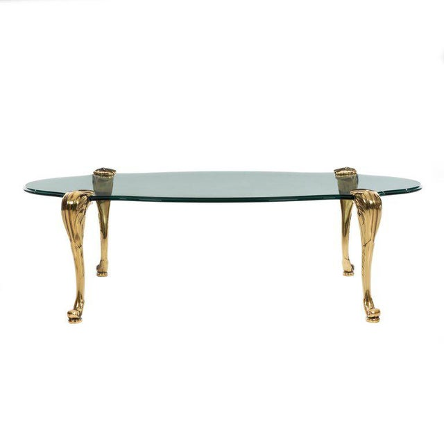 Gold Chapman Low Table For Sale - Image 8 of 8