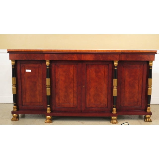 Baker Classical Blended Mahogany Sideboard - Image 8 of 8