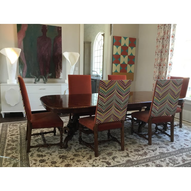 Alfonso Marina Spanish Wood Dining Table For Sale In Orlando - Image 6 of 12
