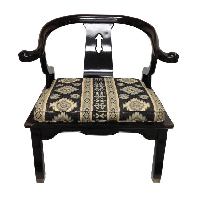 James Mont Style Ming Chair - Image 1 of 4