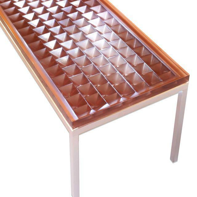 "Modern ""Chichen​ ​Itza""​ ​Coffee​ ​Table For Sale - Image 3 of 4"