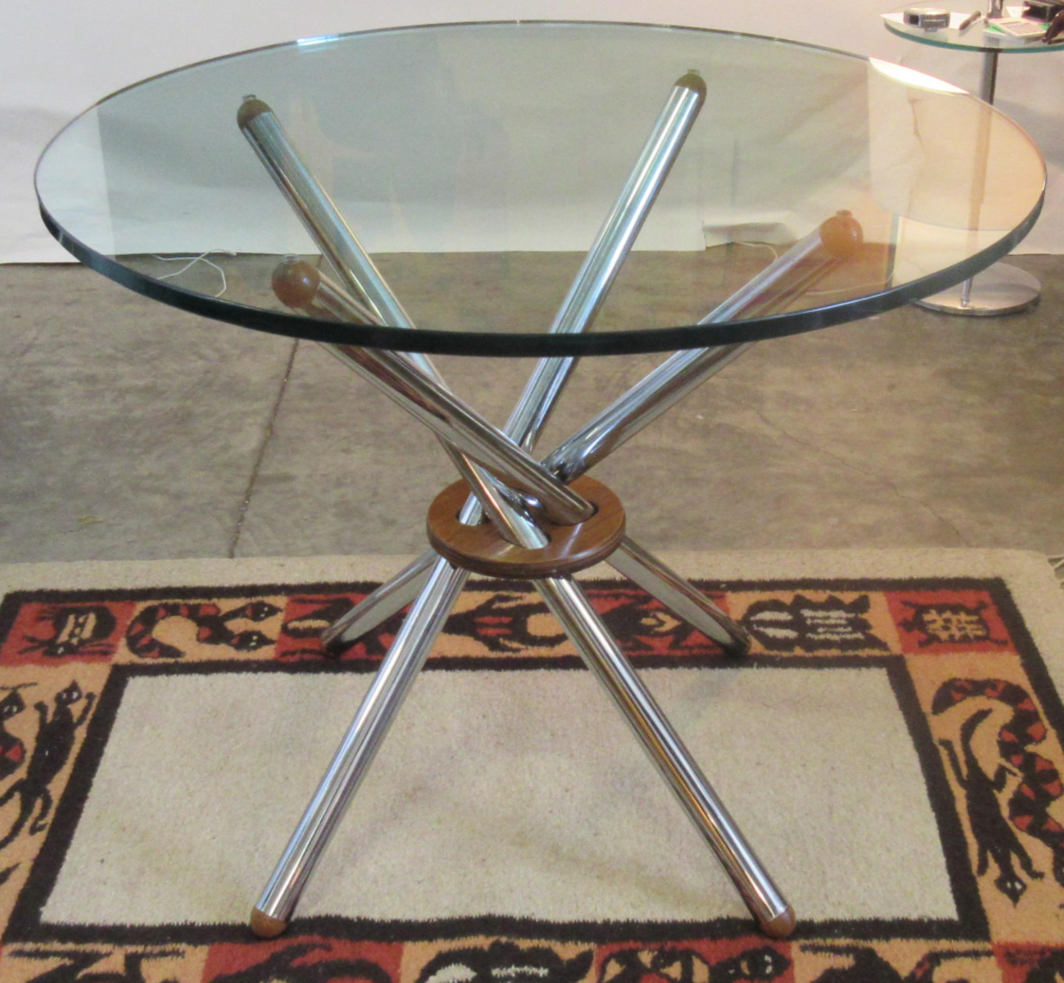 wood and chrome dining tables rh 140 42 73 34 bc googleusercontent com