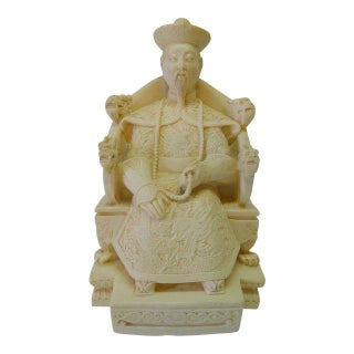 Asian Buddha Imperial Figure Preview