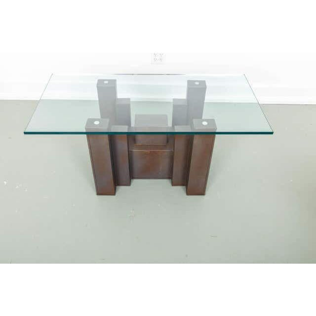 Brown Andrew Martin, Columbus Coffee Table For Sale - Image 8 of 11