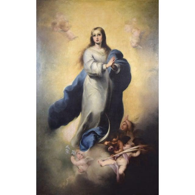 "After Giovanni Battista Tiepolo (Italian, 1696–1770). A huge 19th century interpretation of Tiepolo's famous ""The..."