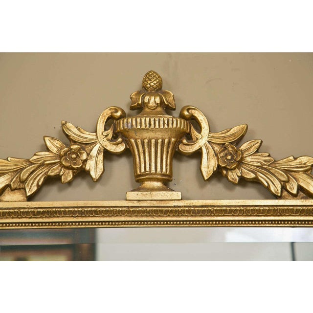 Neoclassical Style Giltwood Mirrors - A Pair For Sale In New York - Image 6 of 7