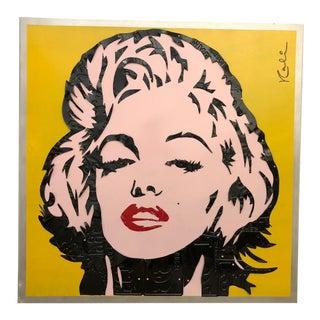 Michael Kalish Marilyn Monroe Sculpture