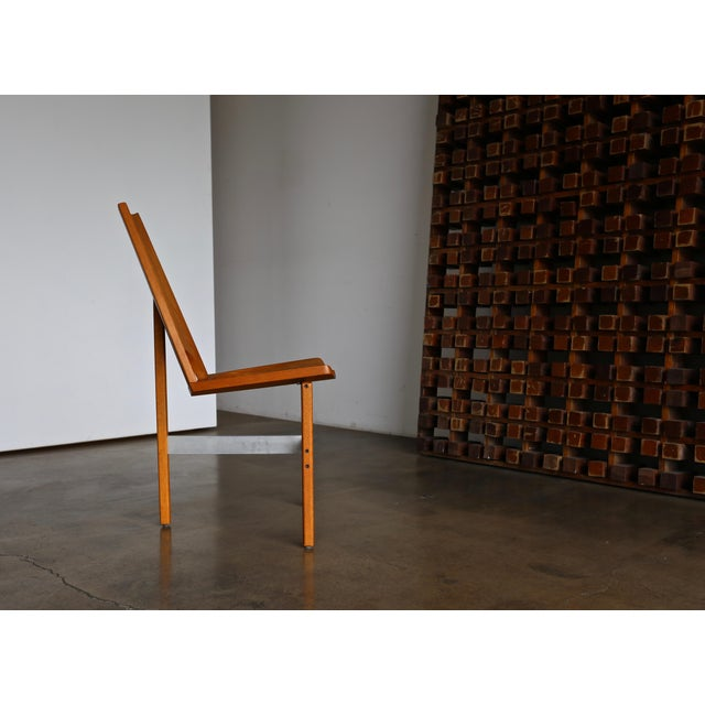 Leon Meyer Studio Occasional Chair, Circa 1977 For Sale In Los Angeles - Image 6 of 10