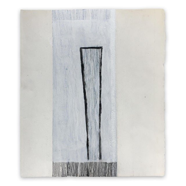 "Fieroza Doorsen Fieroza Doorsen ""Untitled 2012"", Painting For Sale - Image 4 of 4"