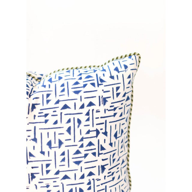 This double-sided pillow is Perfectly sized to layer on a bed, sofa, or nestled into an armchair. Artisans carve the...