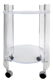 Image of Minimalist Bar Carts and Dry Bars