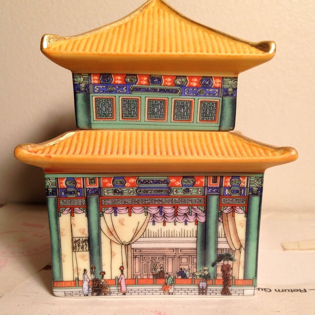 Forbidden City Music Box Collection For Sale - Image 9 of 9