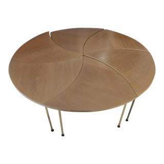 Peter Hvidt for John Stuart Pinwheel Coffee Table For Sale