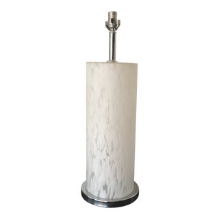 1970s Murano Glass Lamp in the Style of Carlo Nason For Sale
