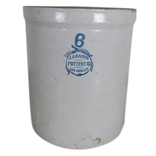 Stoneware 6-Gallon Pot-Los Angeles