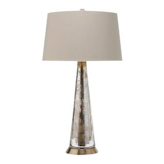 Silver Camel Lamp