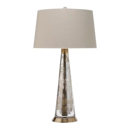 Silver Camel Lamp - Image 1 of 3
