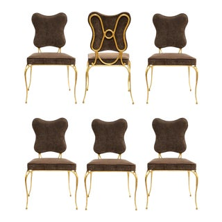 Henredon Cassandra Dining Chairs - Set of 6