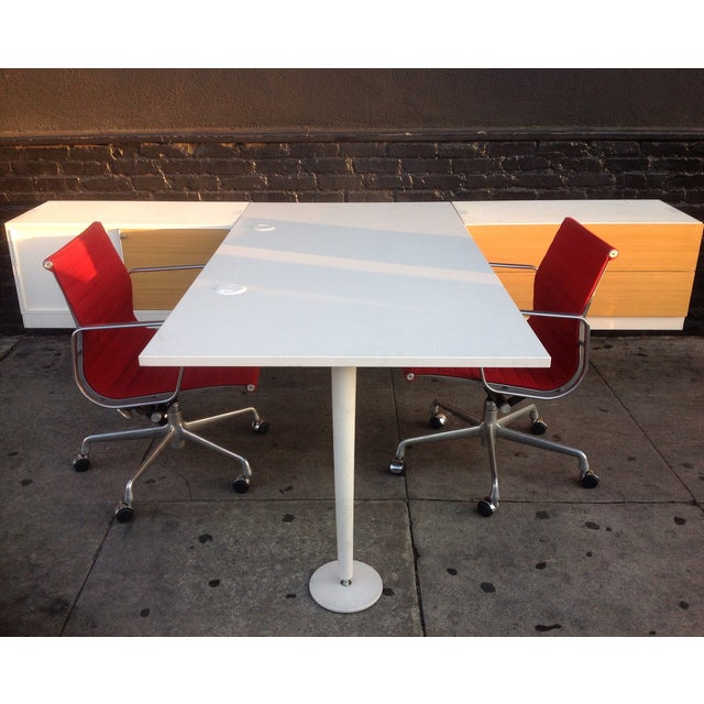 Vitra Level 34 Modular Office Desk - Image 9 of 9