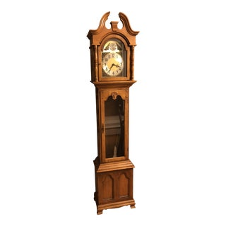 Herschede Lady Hawthorne No. 611 Grandfather Clock