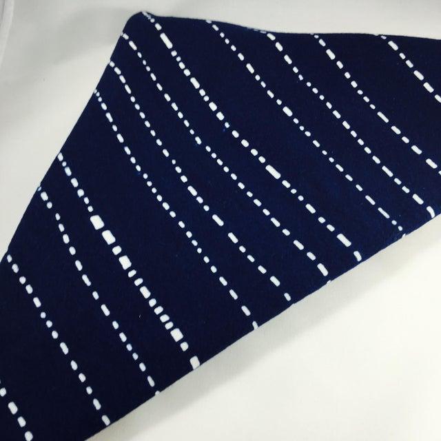 Indigo Fabric - .92 Yards - Image 3 of 3