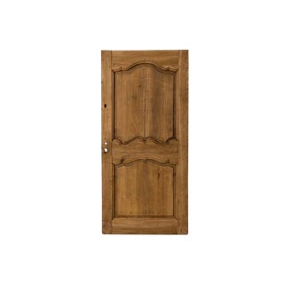 19th Century French Louis XV Style Oak Door