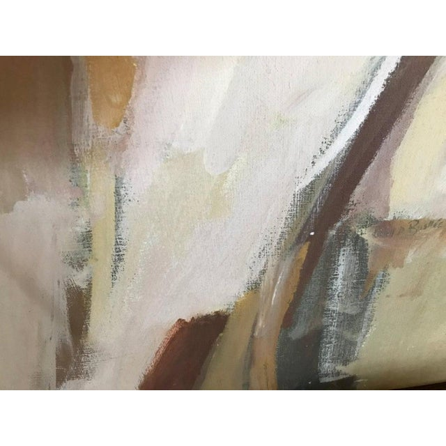 Mid-Century Modern Painting by Russell Bushee For Sale - Image 3 of 6