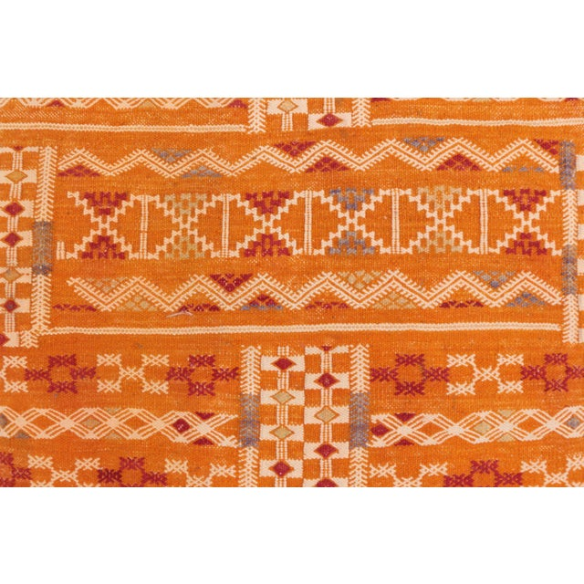 "Aknif Moroccan Runner Rug - 2'5"" x 8'6"" - Image 2 of 3"
