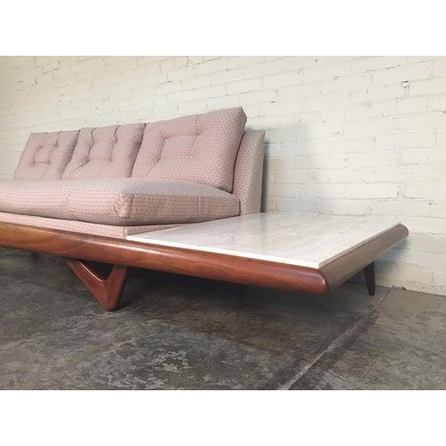 Adrian Pearsall for Craft Associates Gondola Sofa - Image 4 of 10