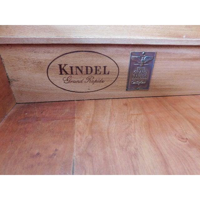 "Kindel Chippendale Style 9 Drawer Dresser 62""w For Sale In Philadelphia - Image 6 of 13"