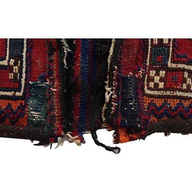 Turkish Wool Saddlebag - Image 5 of 6