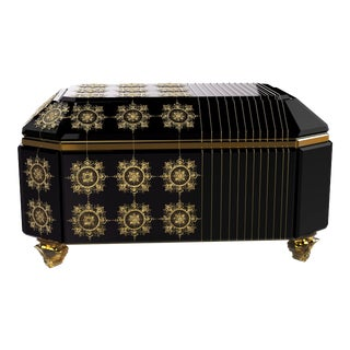 Covet Paris Filigree Jewelry Case For Sale
