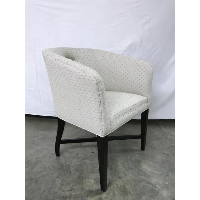 Transitional Highland House Bristol Tub Chair For Sale - Image 3 of 5