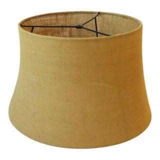 Burlap Linen Lampshade For Sale