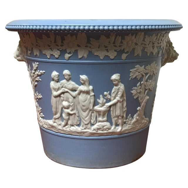 19th Century English Neoclassical Cachepot For Sale - Image 4 of 4