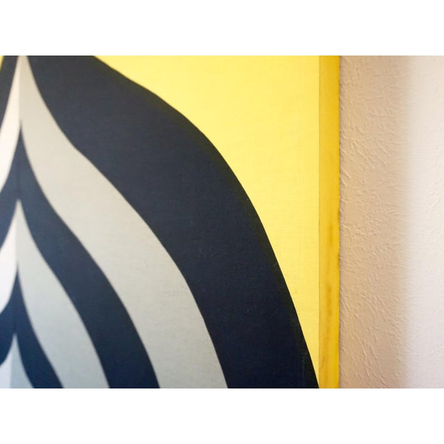 Vintage Marimekko Framed Fabric | Chairish