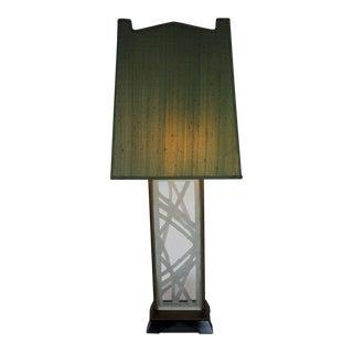 An Impressive James Mont Lamp