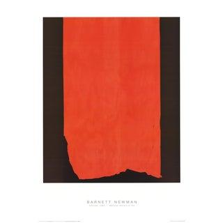 Barnett Newman-Achilles-2005 Poster