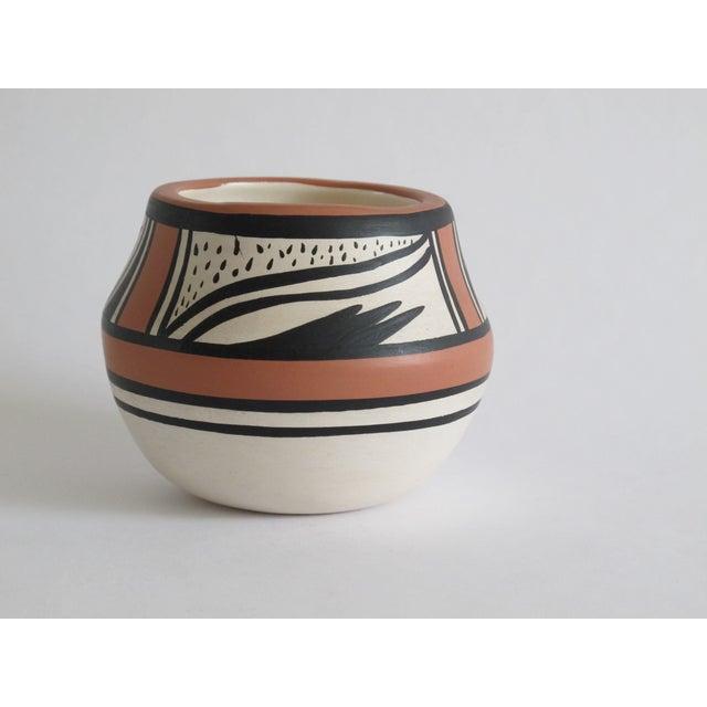 Navajo Painted Vase - Image 3 of 6