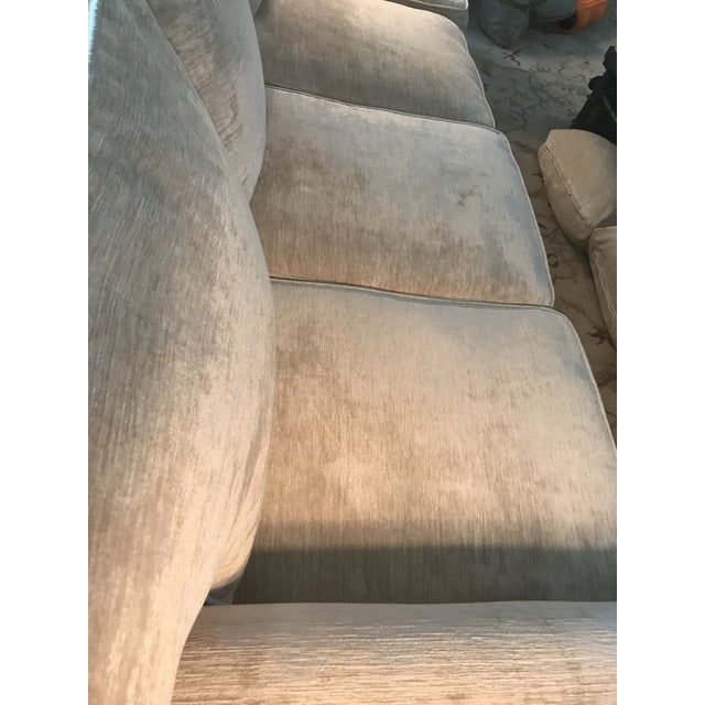 White Ralph Lauren Jamaica Sofa For Sale - Image 8 of 12