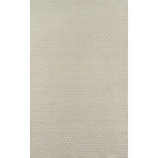 """Erin Gates Newton Davis Green Hand Woven Recycled Plastic Area Rug 5' X 7'6"""" For Sale"""