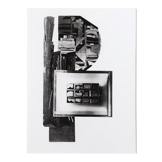 Facades 1 by Louise Nevelson For Sale