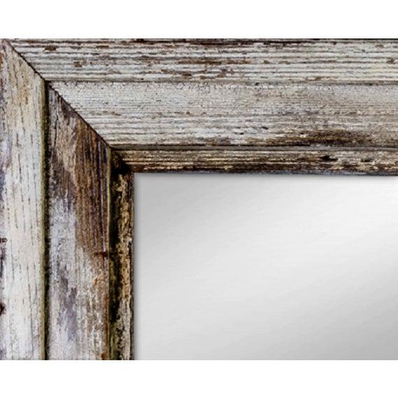 Reclaimed Window Frame Mirror - Image 2 of 4