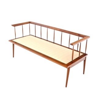 Mid-Century Modern Shaker Style Bench For Sale