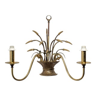 FLOWER BASKET SCONCES
